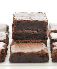 Homemade brownies 4 dozen over 3 lbs