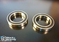 BLACK BEARING Kit de rodamientos ACERO INOXIDABLE BB30 ABEC3 - STAINLESS STEEL