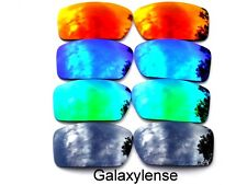 Galaxy Replacement Lenses For Oakley Gascan Black&Green&Blue&Red Polarized 4Pair