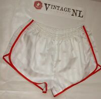 VEB 80er GLANZ Shorts Gr. 52 D6 Sprinter Sporthose kurze Hose DDR