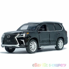 1/32 Lexus LX570 Model Car Alloy Diecast Toy Vehicle Collection Kids Gift Black