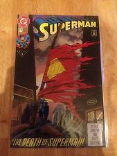 superman comic the death of superman