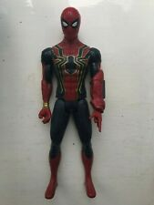 "12"" HASBRO MARVEL IRON SPIDER SPIDER-MAN TITAN HERO SERIES ACTION FIGURE AVENGER"