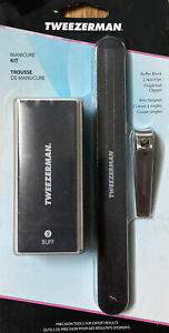tweezerman manicure kit Brand New