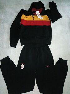 Galatasaray Nike Training Trainingsanzug  Schwarz Gr. 176 Neu