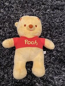 Fisher Price My First Winnie The Pooh Plush Rattle