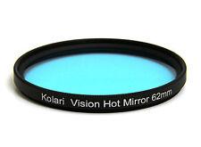 Kolari Vision 62mm Kolari Vision Color Correcting Hot Mirror Filter (UV/IR cut)