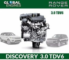 DISCOVERY 4 3.0 TDV6 ENGINE SUPPLY & FIT