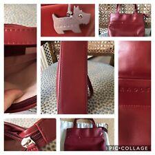 Radley leather handbag - Burgandy