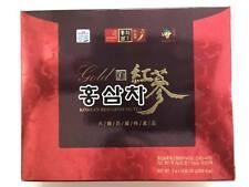 Gold Igin Korean Red Ginseng Tea - Net Wt. 3 g x 50 packs (500 kcal)