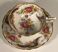 Royal Stafford Gloria Cup & Saucer Roses