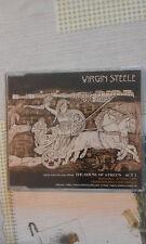 VIRGIN STEELE - THE HOUSE OF ATREUS  ACT 1 -  PROMO CD  2 TRACKS