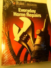 Black & Decker Everyday Home Repairs-1988 HOME IMPROVEMENT-NEW SEALED-FREE SHIP