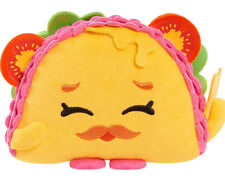 "Shopkins Large 11"" TACO TERRIE Plush .Licensed. Stuffed Pillow Animal Toy NEW!"