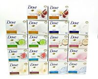 Dove Beauty bar Assorted scent 18 Pack 4.75oz / 135G
