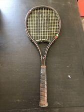 Vintage Rossignol Graphite200 L 4 1/2 Wood Tennis Racket Authentic Rare Vintage