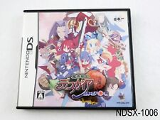 Disgaea Nintendo DS Japanese Import Japan JP NDS Hour of Darkness US Seller B