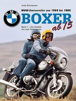 BMW Boxer ab /5 Boxer Zweiventiler 1969-1985 Modelle Typen Restaurierung Buch