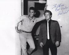 Red West Authentic Signed 8x10 Photo Great Pose Elvis Presley To Chris