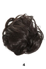 Extra Large Luxury High Volume Scrunchie, Superior Quality Synthetic Hair (A11)