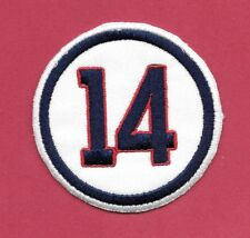 """Chicago Cubs 'ernie Banks Memorial' 14 3 """" Iron on Patch"""