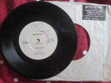 New Musik ‎– Greatest Hits GTO Records XPS 112 Promo UK 7inch Vinyl Single