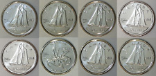Lot of 2012 to 2019 Canada 10 Cents BU