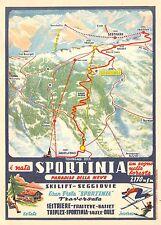 1130) SPORTINIA PARADISO DELLA NEVE, SAUZE D'OULX (AOSTA).