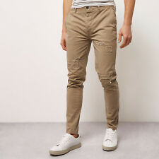 River Island Mens skinny fit distressed casual pants Size 30S Reg $56