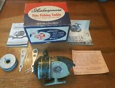 Vintage Shakespeare 1700 Fishing Reel Model Ec 1765 1750 manuals and 1765 Box