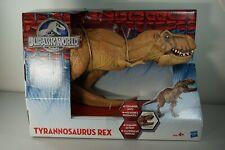 """JURASSIC PARK WORLD 12"""" Tyranosaurus Rex T-Rex Action Figure Dinosaur MIB!"""