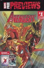 MARVEL FREE PREVIEWS 2016 2 #1 DECEMBER 2016 AVENGERS GHOST RIDER IRONMAN THOR