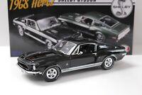 1:18 ACME 1968 Shelby GT350H *RENT A RACER Hertz black NEW bei PREMIUM-MODELCARS