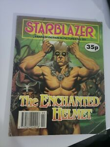 Starblazer comic book number 281 FINAL EDITION