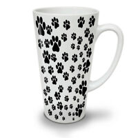 Animal Dog Paw Fashion NEW White Tea Coffee Latte Mug 12 17 oz | Wellcoda