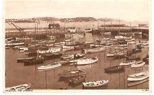 Paignton the Harbour Devon
