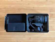 DJI Zenmuse X5 Camera and 3-Axis Gimbal with 15mm f/1.7 Lens - 2 hours use