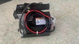 Portable 12v PCP Scuba Compressor 4500psi/300bar with 110v transformer(included)