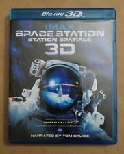 IMAX Space Station Blu Ray 3D (Canadian Release)