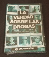 "La Verdad Sobre Las Drogas DVD ""The Truth About Drugs"" Spanish Language Version"
