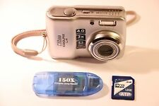 Nikon COOLPIX L4 4.0MP Digital Camera - Silver