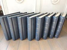 Spitzen BRD Sammlung 1949-1991 ** zusätzlich gute Briefe in 8 Leuchtturm Alben