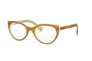 Burberry Eyeglasses BE 2289 3775 Opal Yellow / Transparent 51-20-140 #16