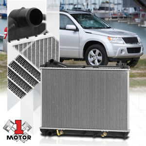 Aluminum Radiator OE Replacement for 09-13 Suzuki Grand Vitara 2.4 dpi-13136