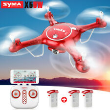 Syma X5UW Altitude Hold Headless Mode RC Drone With HD WiFi Camera FPV Real Time