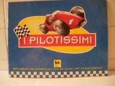 I Pilotissimi Venti grandi della Formula 1 Album completo di figurine Agip '94.