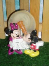 DISNEY MINNIE AND MICKEY LOOK AT THE MOON NIGHT LIGHT