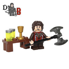 Game of Thrones Tyrion Lannister Minifigure. Made using LEGO & custom parts.