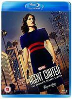 Marvel's Agent Carter - Season 2 [Blu-ray] [Region Free] [DVD][Region 2]