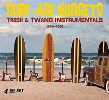 Various Artists - Surf-age Nuggets [New CD]
